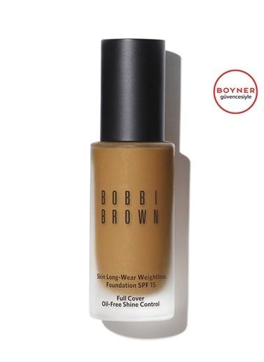 Bobbi Brown Spf15 Warm Honey Kadın Foundation Renksiz
